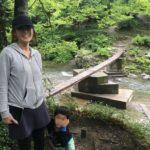月川荘キャンプ場でBBQ!