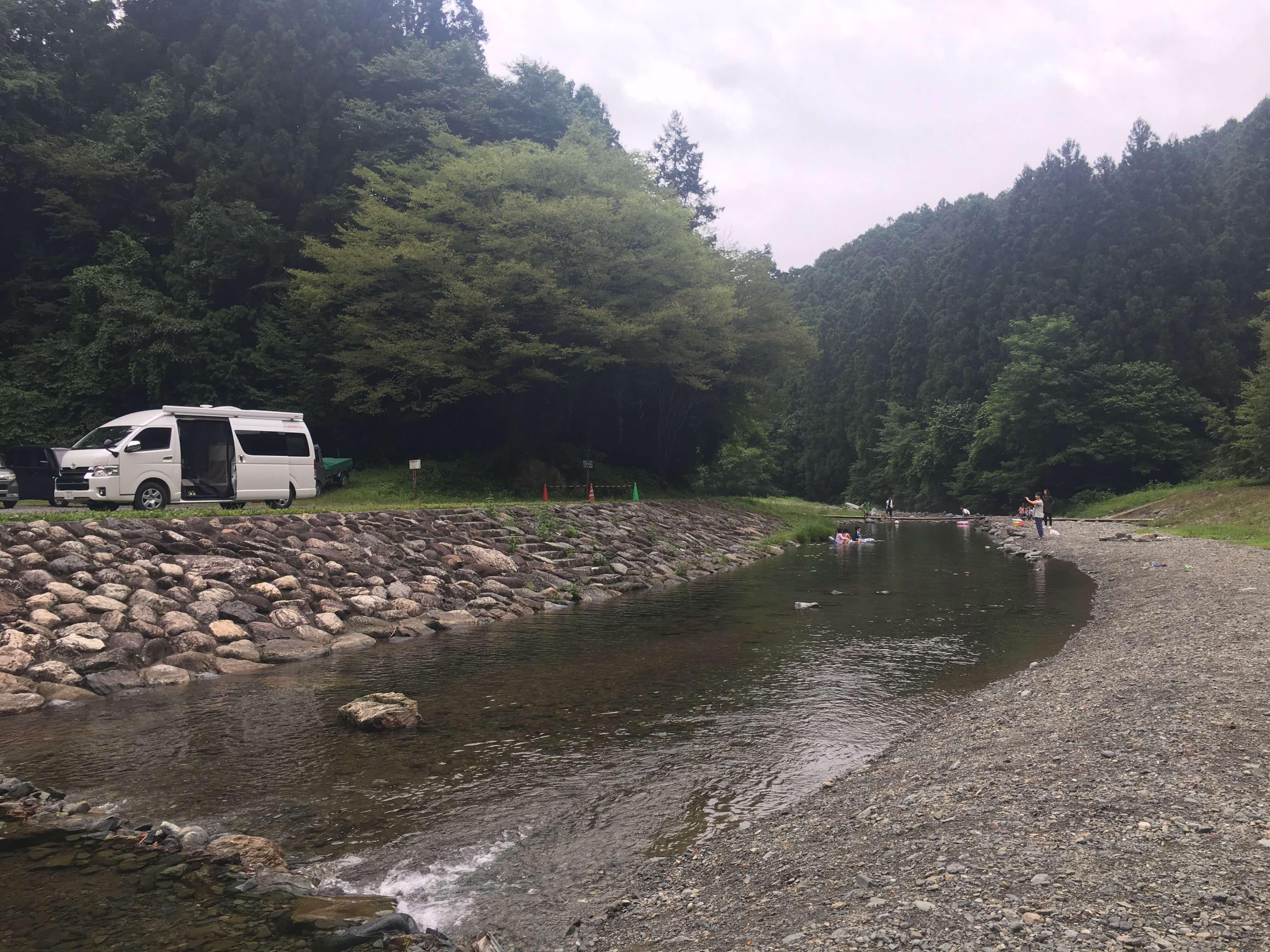場 キャンプ 埼玉 県