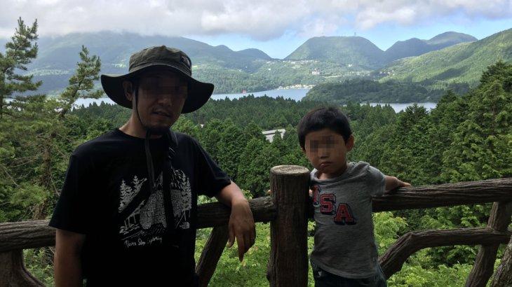 箱根で車中泊&芦ノ湖散策!