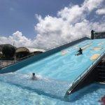 川越水上公園でプール遊び!