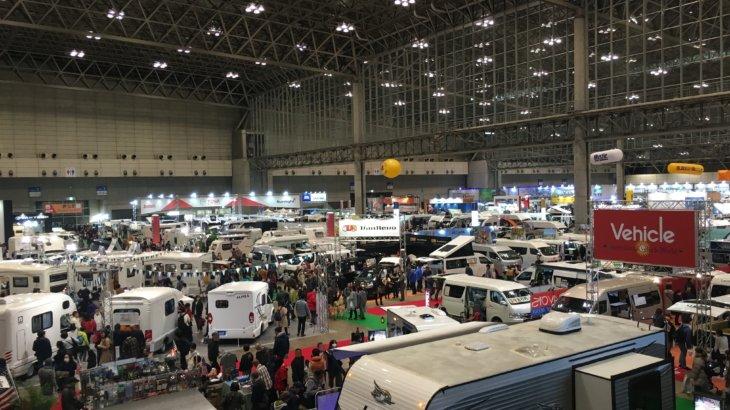 ジャパンキャンピングカーショー2019突撃レポート