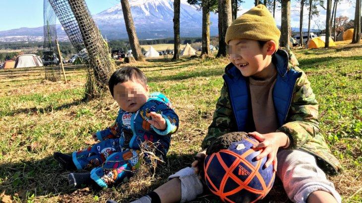 冬キャンへGO!ふもとっぱらから拝む富士山が絶景だった件