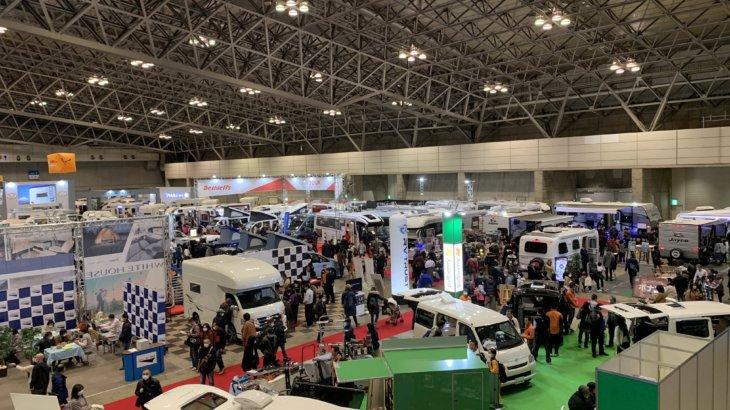ジャパンキャンピングカーショー2020に行ってきた!