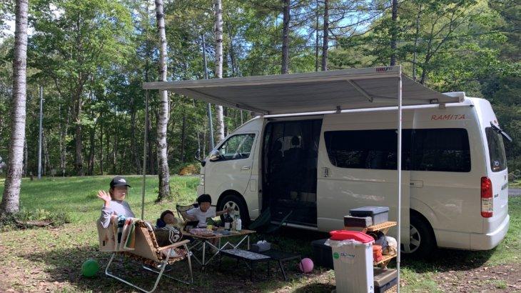 9月シルバーウイーク!長野・岐阜への車旅&キャンプの記録(後編)